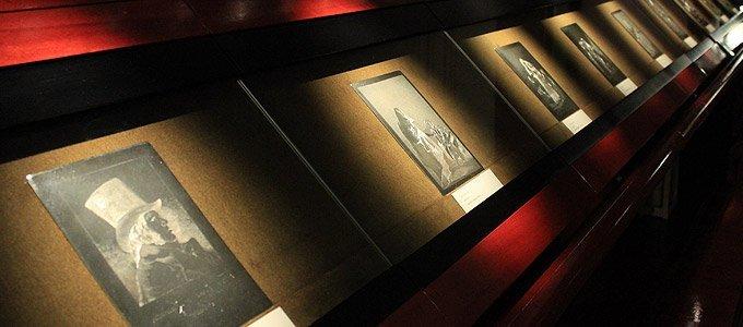 Gabinete de Goya. Goya's Cabinet.Calcografía Nacional. Madrid