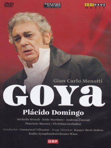 Opera Goya en Real Goya